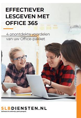 Whitepaper Office 365 - SLBdiensten